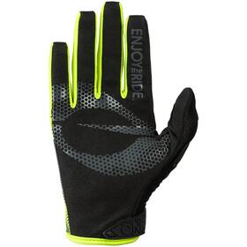 O'Neal Mayhem Handschuhe Crackle covert-charcoal/neon yellow